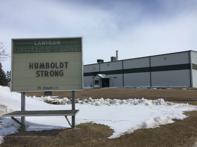 Local communities continue to show support. Daniel Bushman After the  horrific tragedy involving the Humboldt Broncos ... 967ebe7c4